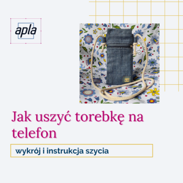 torebka na telefon